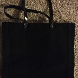 Black Jimmy Choo tote NWT